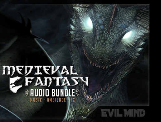 Medieval Fantasy Audio Bundle (Music + Ambience + Effects)