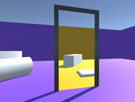 Seamless Portals // Easy to use portals with seamless transitions