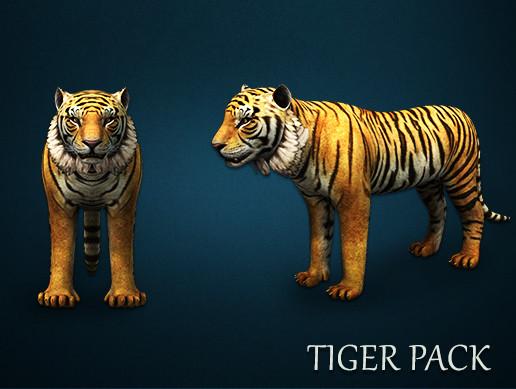 Tiger Pack