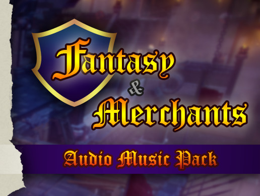 Fantasy & Merchants Audio Music Pack