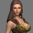 Female Warrior Princess