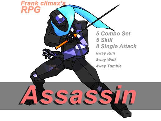 Frank Assassin