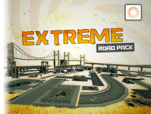 پکیج یونیتی Extreme Road Pack