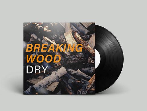 Breaking Wood Dry