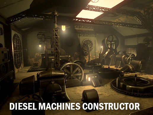 Diesel machines constructor