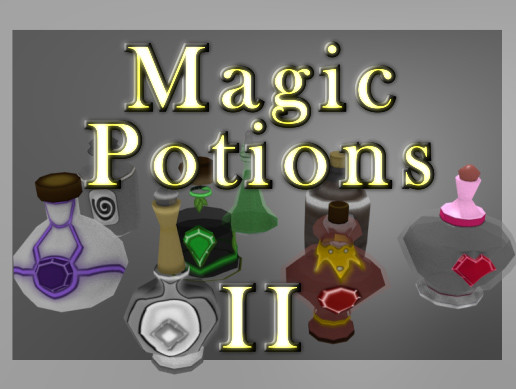 Magic Potions Pack Vol. 2