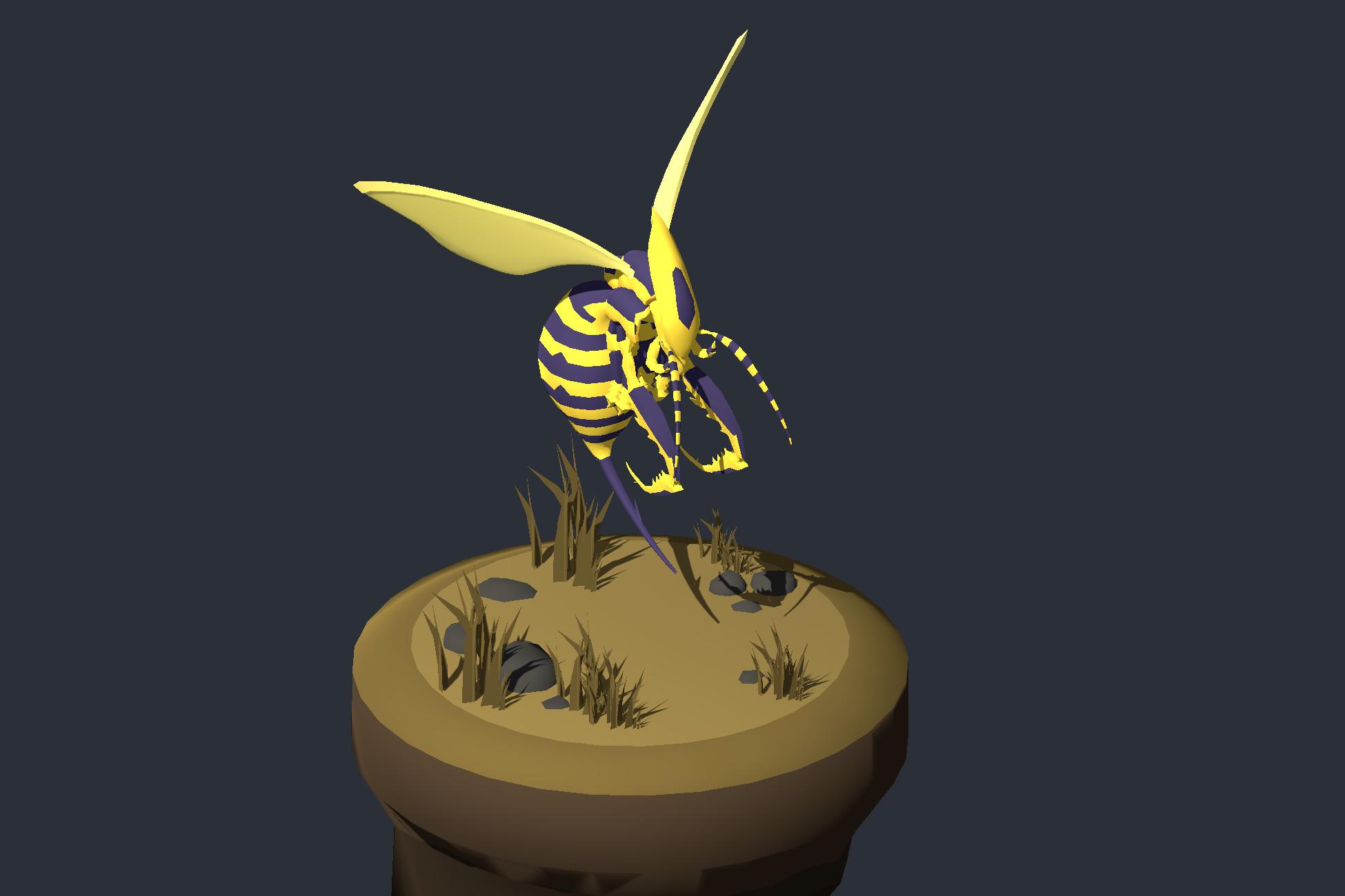 Queen Bee - Medieval Fantasy