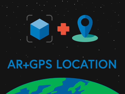 AR + GPS Location - Asset Store