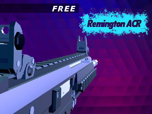 PolyGun ACR Free