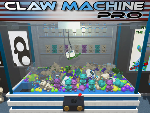 Claw Machine Pro