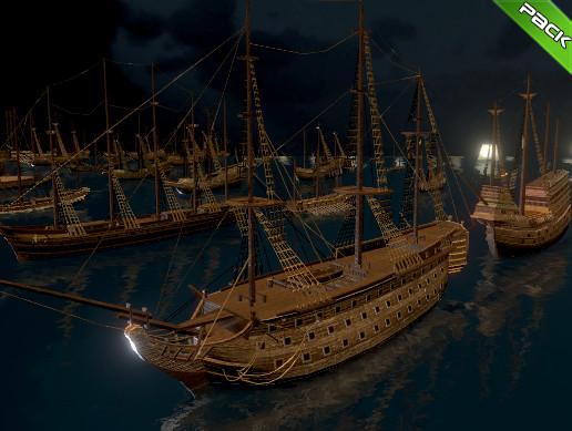 40+ Mega Ship And Sail Pack