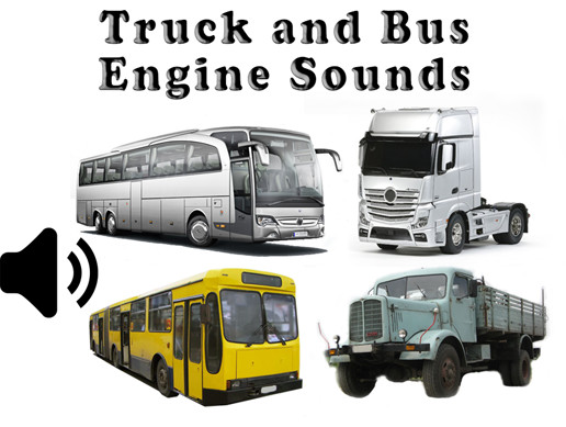Truck and Bus Engine Sounds
