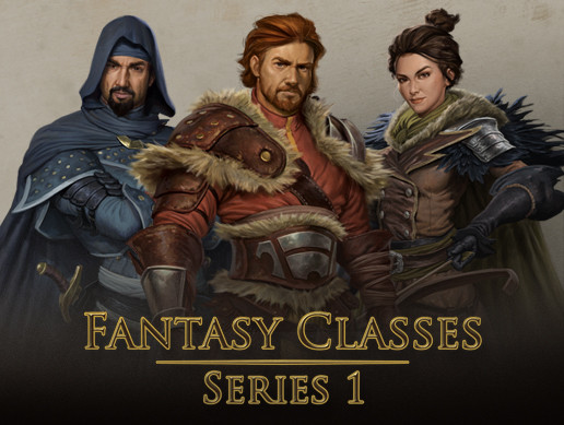 Fantasy Classes - Series 1