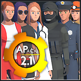 Advanced People Pack 2