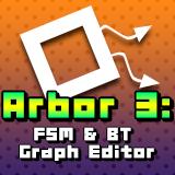 Arbor 3: FSM & BT Graph Editor
