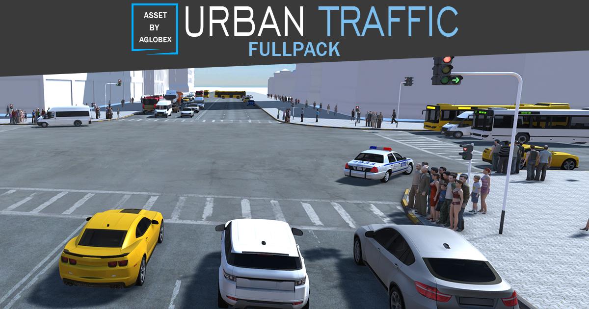 Urban Traffic System Full Pack