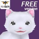 Lowpoly Toon Cat Lite