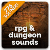 RPG & Dungeon Sounds