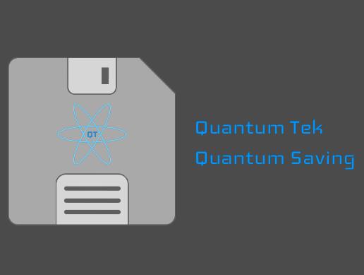Quantum Saving