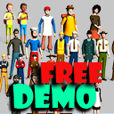 Avatars Game Animations Bible Free Demo