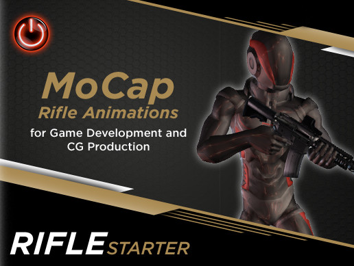RIFLE Starter: MoCap Animation Pack