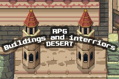 RPG Buildings and Interriors DESERT