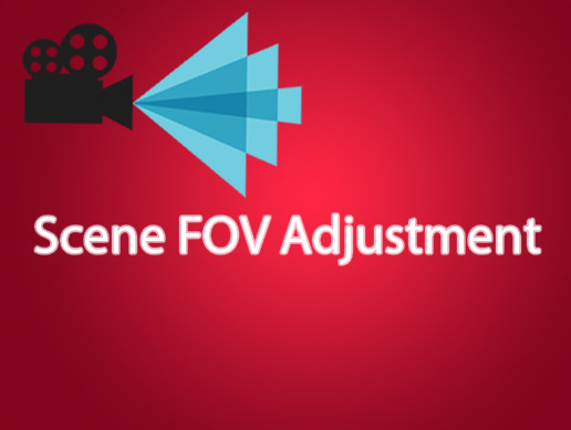 Scene View Camera FOV Adjustment