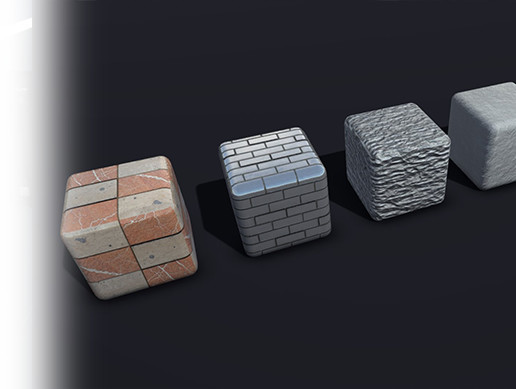PBR Wall and Floor Material Pack