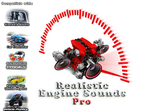 Realistic Engine Sounds - PRO