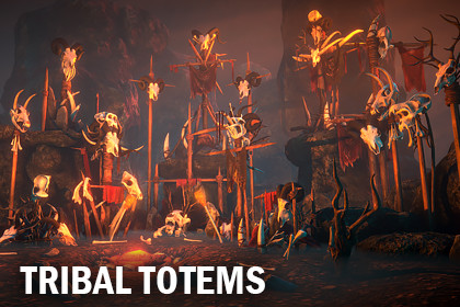 Tribal totems