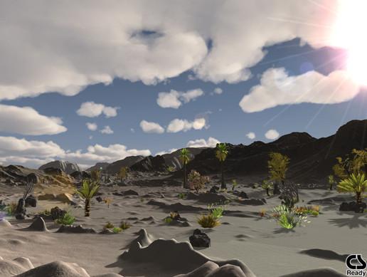 Desert Terrain Volume 1