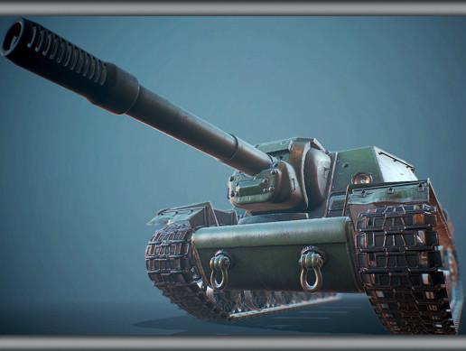 HQ PBR Soviet Tank SU-152