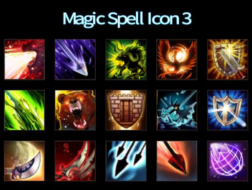 Magic Spell Icon 3