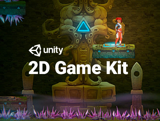 2D Game Kit - Asset Store