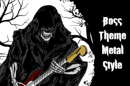 Boss Theme Metal SoundTrack