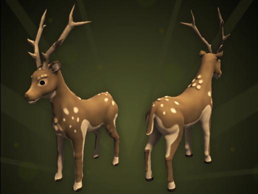 Deer Woodland Creature