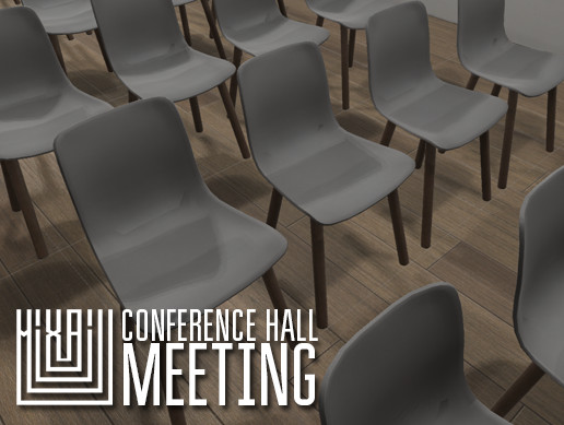 Conference hall - meeting