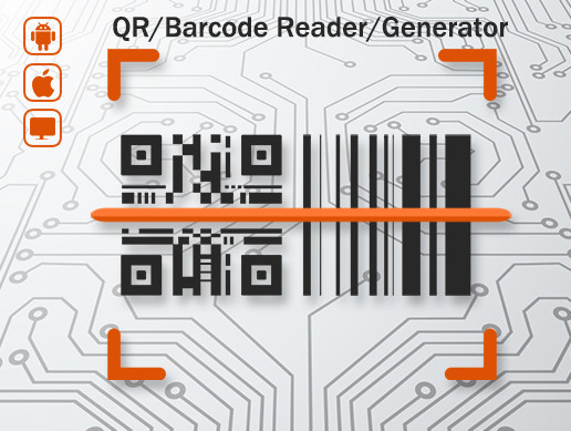 QR/Code Reader and Generator--Cross Platform