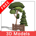 Free Low Poly Pack