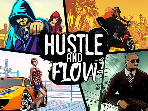 Hustle And Flow - Gangster Game Soundtrack