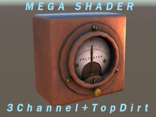 Mega Shader Set