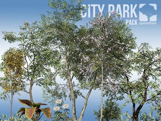 City Park Pack (v8)