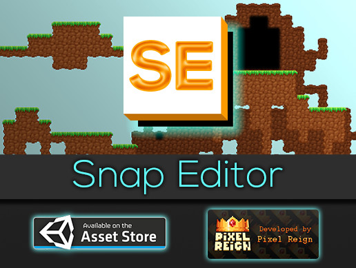Snap Editor (2D Tile Level Builder)