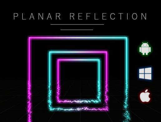 Fast Mobile Planar Reflection