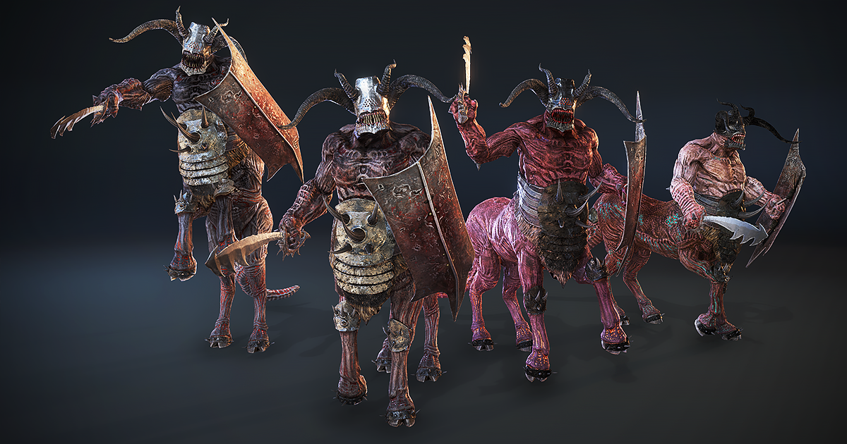 Monsters - Centaur