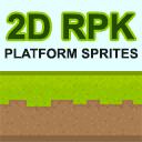 Tileable 2d Terrain Platforms - 2D RPK