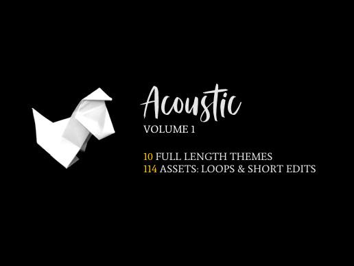 Acoustic - Volume 1