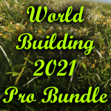 World Building Bundle - 2021 Edition