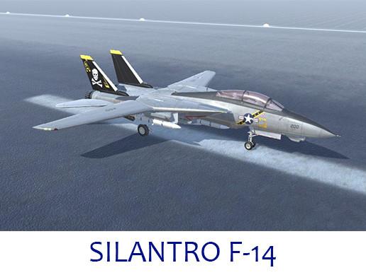 Silantro F-14D Tomcat
