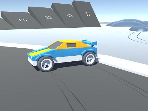 Arcade car physics extended